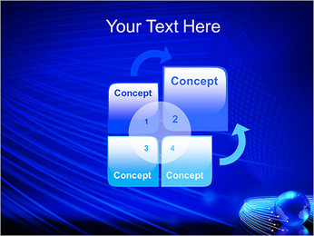 Universal Connection PowerPoint Template - Slide 5