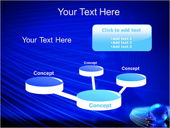 Universal Connection PowerPoint Template - Slide 9