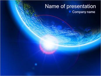 Cosmic Design PowerPoint Template