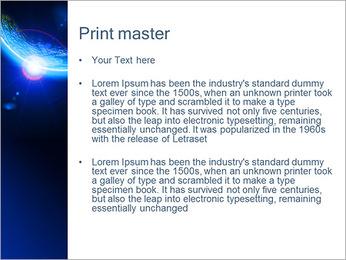 Космический дизайн Шаблоны презентаций PowerPoint