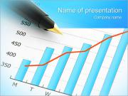 Growth On Diagram PowerPoint Templates