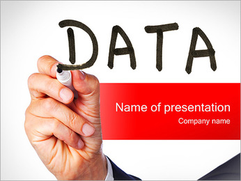 Collecting Data PowerPoint Template