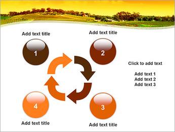 Campagne Paysage Modèles des présentations  PowerPoint - Diapositives 14