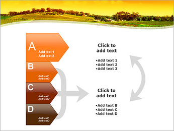 Campagne Paysage Modèles des présentations  PowerPoint - Diapositives 16