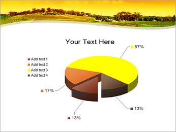 Campagne Paysage Modèles des présentations  PowerPoint - Diapositives 19