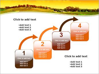 Campagne Paysage Modèles des présentations  PowerPoint - Diapositives 20