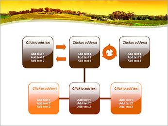 Campagne Paysage Modèles des présentations  PowerPoint - Diapositives 23
