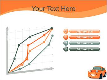 Sourire voiture Modèles des présentations  PowerPoint - Diapositives 13
