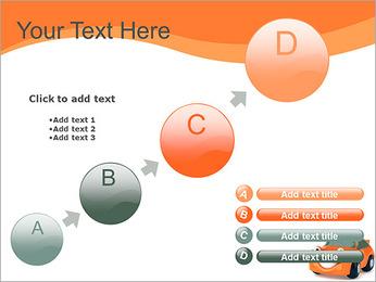 Sourire voiture Modèles des présentations  PowerPoint - Diapositives 15