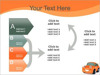 Sourire voiture Modèles des présentations  PowerPoint - Diapositives 16