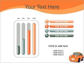 Sourire voiture Modèles des présentations  PowerPoint - Diapositives 18