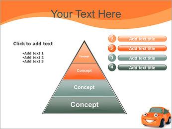 Sourire voiture Modèles des présentations  PowerPoint - Diapositives 22