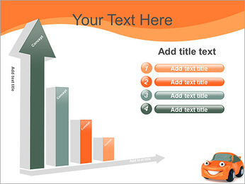 Sourire voiture Modèles des présentations  PowerPoint - Diapositives 6