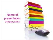 E-Books PowerPoint Templates