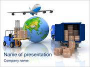 Logistic PowerPoint Templates