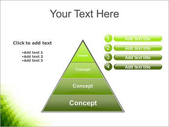 Vert Abstraction conception Modèles des présentations  PowerPoint - Diapositives 22