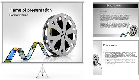 Фотопленка шаблоны для презентаций powerpoint