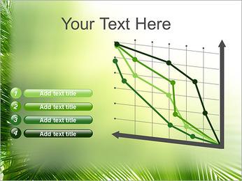Coconut Tree Modèles des présentations  PowerPoint - Diapositives 13