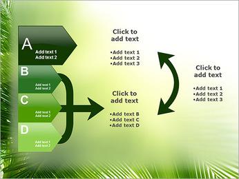 Coconut Tree Modèles des présentations  PowerPoint - Diapositives 16