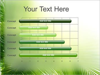 Coconut Tree Modèles des présentations  PowerPoint - Diapositives 17