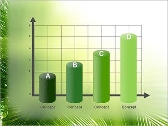 Coconut Tree Modèles des présentations  PowerPoint - Diapositives 21