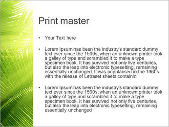 Coconut Tree Modèles des présentations  PowerPoint - Diapositives 24