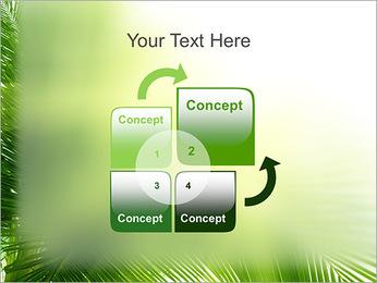 Coconut Tree Modèles des présentations  PowerPoint - Diapositives 5