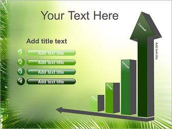 Coconut Tree Modèles des présentations  PowerPoint - Diapositives 6