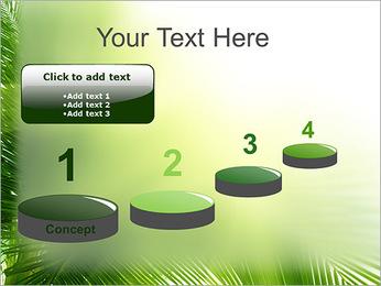 Coconut Tree Modèles des présentations  PowerPoint - Diapositives 7