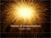 Amazing Fireworks PowerPoint Templates