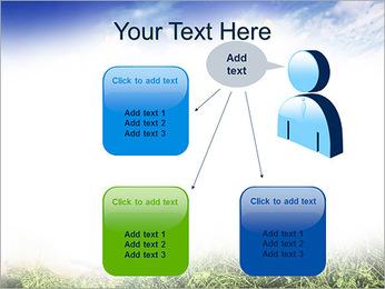 Ferme de vache Modèles des présentations  PowerPoint - Diapositives 12