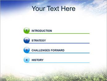 Ferme de vache Modèles des présentations  PowerPoint - Diapositives 3