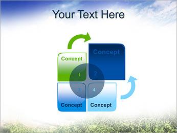 Ferme de vache Modèles des présentations  PowerPoint - Diapositives 5