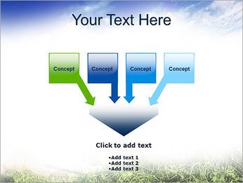 Ferme de vache Modèles des présentations  PowerPoint - Diapositives 8