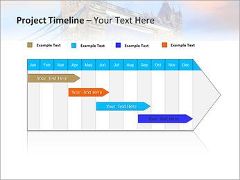 London Tour Modelos de apresentações PowerPoint - Slide 5