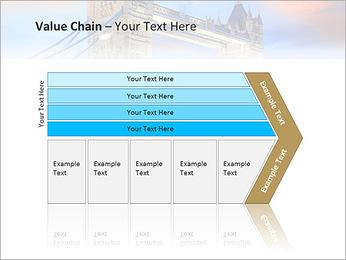 London Tour Modelos de apresentações PowerPoint - Slide 7