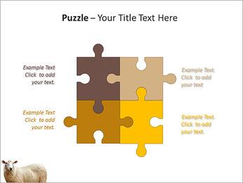 Troupeau de moutons Modèles des présentations  PowerPoint - Diapositives 23