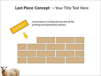 Troupeau de moutons Modèles des présentations  PowerPoint - Diapositives 26