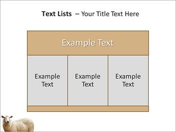 Troupeau de moutons Modèles des présentations  PowerPoint - Diapositives 39
