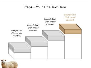 Troupeau de moutons Modèles des présentations  PowerPoint - Diapositives 44
