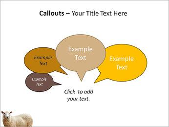 Troupeau de moutons Modèles des présentations  PowerPoint - Diapositives 53
