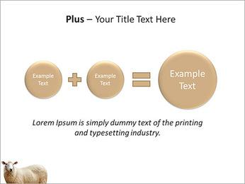 Troupeau de moutons Modèles des présentations  PowerPoint - Diapositives 55
