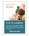 Delicious Ice Cream Ad Template