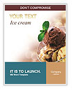 Delicious Ice Cream Word Templates