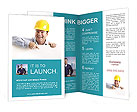 Smiling Builder Brochure Templates