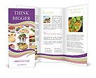 Soup Menu Brochure Templates