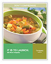 Diet Soup Word Templates