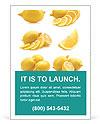 Sour Lemon Ad Template