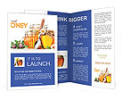 Sweet Honey Brochure Templates