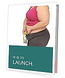 Fat Women On Diet Presentation Folder